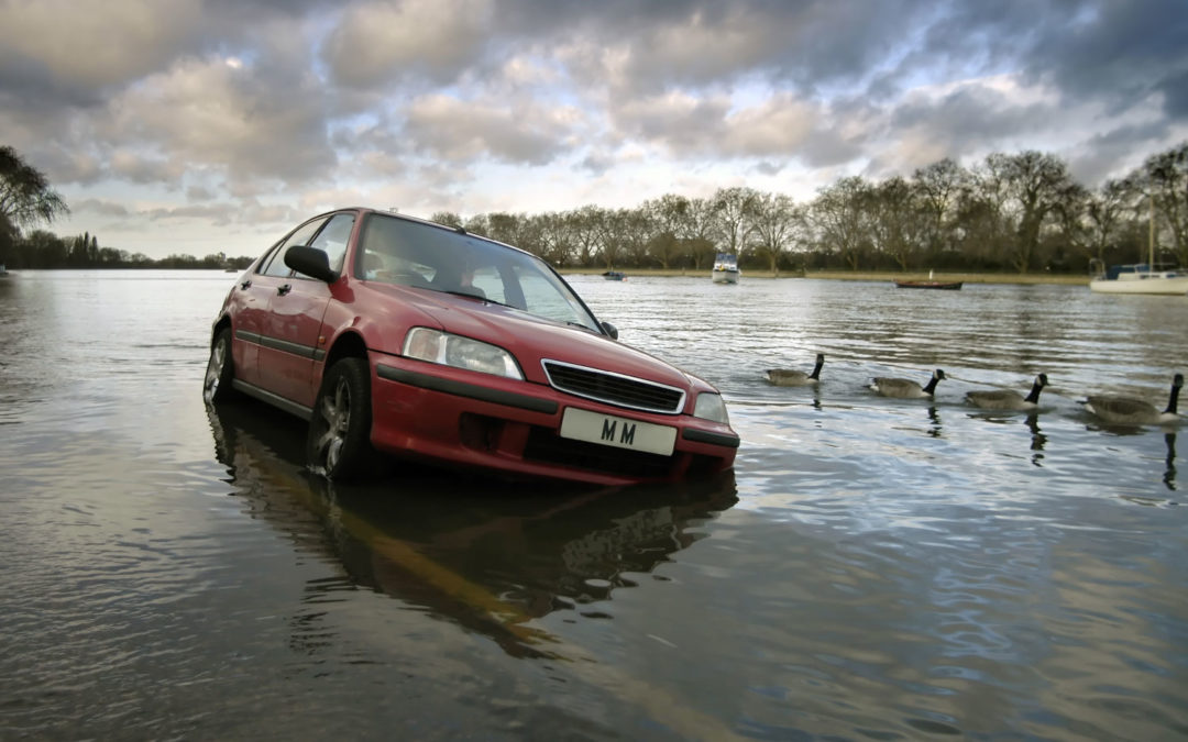 Used Car Buyers: Flooded Cars Can Damage You